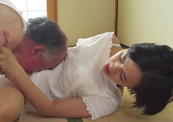 〚向井藍〛。。。寝取られ完堕ち◆◆やっやぁ----------若嫁が変態ハゲ親父の貫きに嵌っちまうぜwwwwwwwwwwwwwww