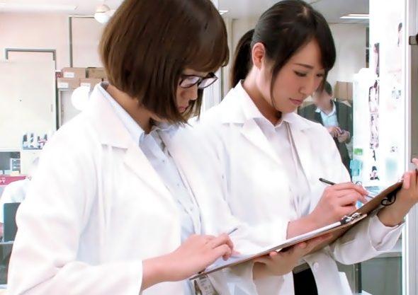 ◆◆此方・・・SOD性科学研究所ですょ◆◆研究員姉さん達の研究は。。。。女性社員のお漏らし徹底検証WWWWWWWWWWWW