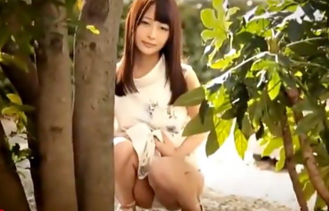 『九重かんな(^^♪』ロリ美少女がお漏らしだと…カメラ接写されながら聖水を撒き散らす子をM女に調教しちまおうぜwwww
