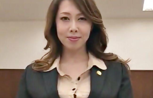 『風間ゆみ(^^♪』枕営業弁護士ドラマ♡豊満&規格外オッパイおばさんがカラダで勝訴を横取りしちまったwwww