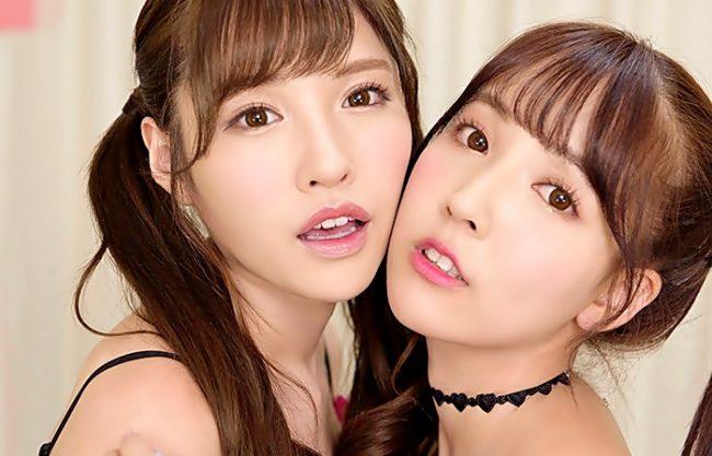 ハーレムVR♡『三上悠亜/橋本ありな(^^♪』アイドル娘達と完全主観でチ○コ蕩けれちまおうぜwwwww