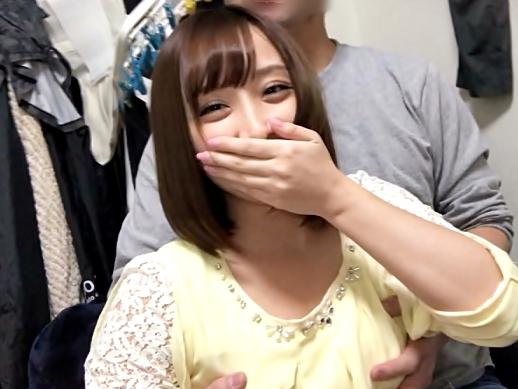 撮っちゃらめぇ~♡【素人ナンパ(^^♪】アイドルレベルのかわぇぇ~小娘をサセ子マ〇コに調教しちまおうぜwwwww
