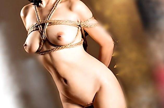奴隷緊縛『小松千春(^^♪』日照り続きとなった未亡人の兄嫁を鬼畜畜生オトウトが完全調教しちまったぁ~wwww