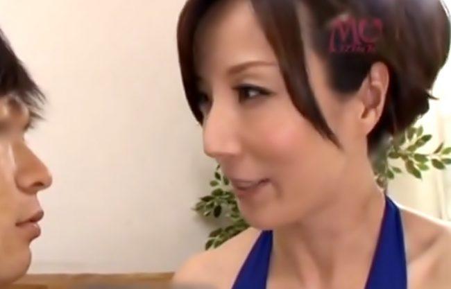 『澤村レイコ(^^♪』僕ちゃん逝かせてあげるフフフ♡№1泡嬢のママが息子チ●コを悶絶させちまうょwwww