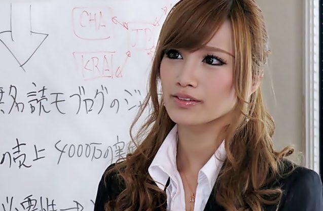 『柴咲エリカ(^^♪』ゴージャスキャパ嬢のような茶髪OLがドМって。。。思う存分エチなおもちゃでイタズラしちまおうぜwwwww