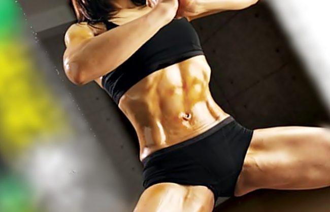 腹筋…鬼割れ~~~鍛え杉アスリートおばさん降臨(^^♪体脂肪○%のドМマ○コが好き放題イタズラされちゃったwwwww