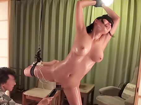 『桐谷まつり(^^♪』ラメっらめぇぇ~~~~~♡温泉旅館で爆乳お姉さんを宙吊りハードSMで完全調教しちまうぜwwwww