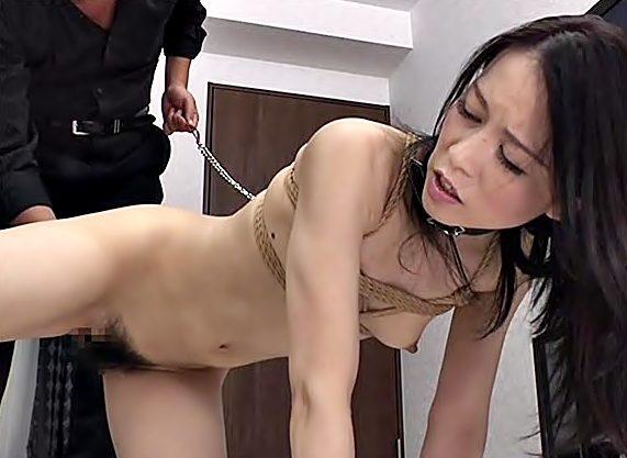 『井上綾子』はふん!痛いの気持ちeee~~。縄地獄の快楽を開眼した奥さまが挙句は中出しオネダリしてきやがったぁぁ~WWWWWWW