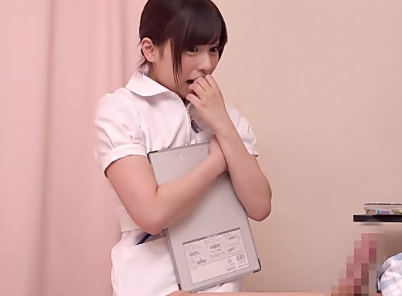 やだぁぁ~~~イカくちゃい♬キュートな看護師おねーさまが早漏チ◎コを優しく治すエロ動画WWWWWWWWWWWWWWWWWWWW